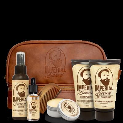 Imperial Beard Szakállnövesztő szett táskával